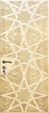 Двері вуличні, модель 60 Преміум 970*2050, метал 2мм, коробка 110мм, VINORIT, накладки 16мм, MOTTURA, патина, фото 2