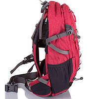 Городской рюкзак Onepolar 2190 / мужской рюкзак для ноутбука / ванполар / оригинал Красный, стильный городской рюкзак
