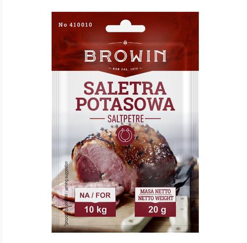410010 Селитра пищевая для мяса Biowin 20 г