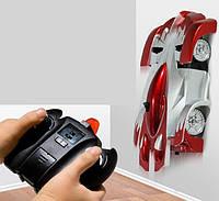 Aнтигравитационная машинка Wall Racer (Wall Climber) - ездит по стенам и потолку ездит по стенам, Синий