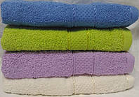 Набор махровых полотенец 4 шт 50х100 (100% хлопок)