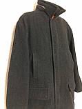 Пальто- куртка на молнии шерстяное SAND (56,58), фото 10