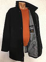 Пальто- куртка на молнии шерстяное SAND (56,58)