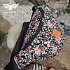 Поясная сумка с цветочным принтом