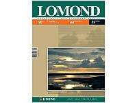 Бумага фото LOMOND А4 120 гр. 100 листов