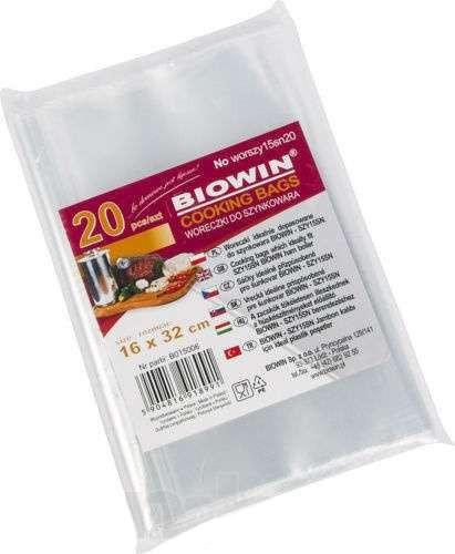 313215 Набор пакетов для ветчинницы на  1,5 кг Biowin