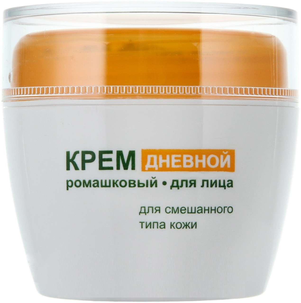 Крем ромашковый для лица дневной для смешаного типа кожи 50 мл