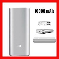 Power Bank Xiaomi Mi 16000 mAh портативное зарядное устройство, фото 1