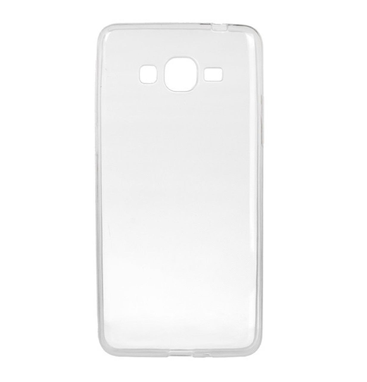 Силиконовый чехол DIGI TPU на Samsung G530H/G531H Clean Grid Transparent