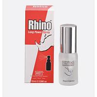 Спрей для сверх долгого секса RHINO