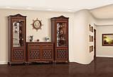 Комод 2Д 1.3 Ливорно  (Світ мебелів) 1350х490х1085мм, фото 3