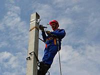 Монтаж воздушных линий самонесущим изолированным проводом (СИП)