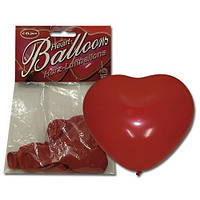 Воздушные шарики Herzluftballon, 6 шт