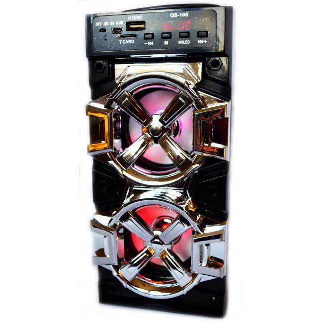 Колонки Bluetooth+FM JHW-QS105