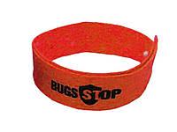 Многоразовый браслет от комаров Bugs Stop  Красный