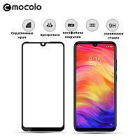 Защитное стекло Mocolo Full Cover and Glue для Xiaomi Redmi Note 7