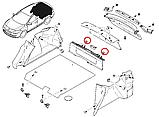 Клипса крепления внутренней обшивки Renault Megane III,  Laguna IIІ, фото 10