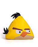Кресло-мешок Птаха Желтая Poparada, фото 6