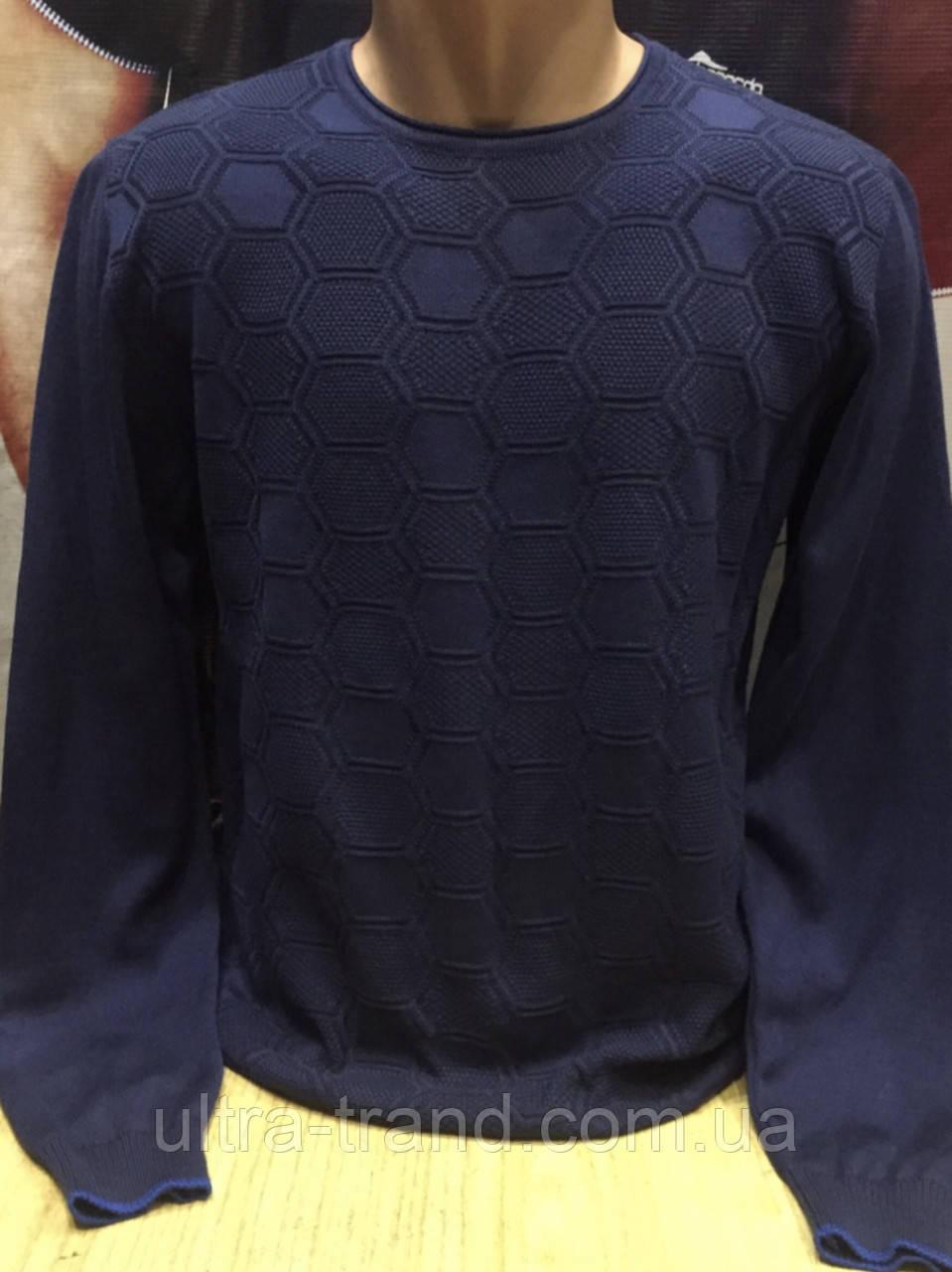 Стильный мужской турецкий свитер Amato