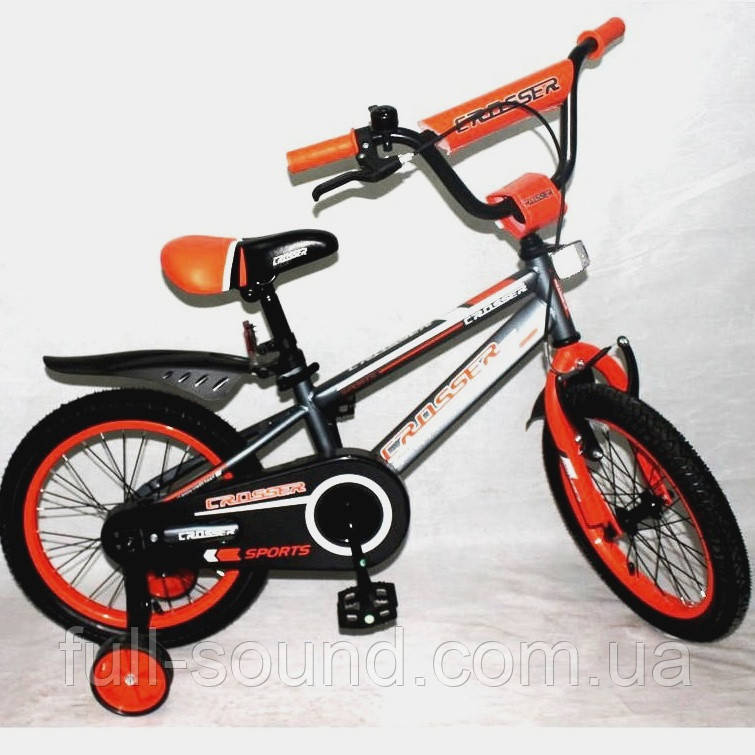 "Детский велосипед Crosser Sports 12"""