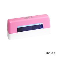 УФ лампа для сушки ногтей 9 Вт. Lady Victory UVL-00A#A/V