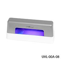 УФ лампа для сушки ногтей 9 Вт. Lady Victory UVL-00A-08#A/V