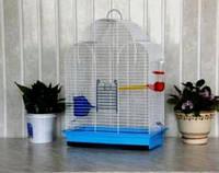 Клетка  АРИЯ для попугаев 47х28х63см