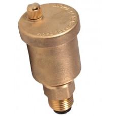 Воздухоотводчик автоматический 1/2 с обратным клапаном