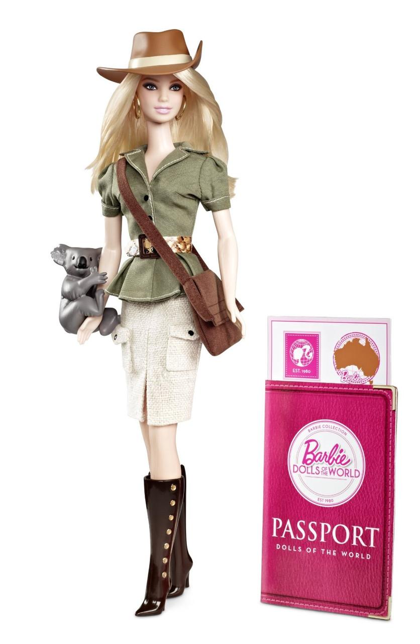Кукла Барби Австралия из серии Страны мира