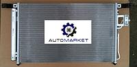 Радиатор кондиционера Hyundai Santa Fe II 2009-2012 (CM)