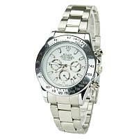 Часы мужские Rolex 7661silver-w купить модные часы 2015