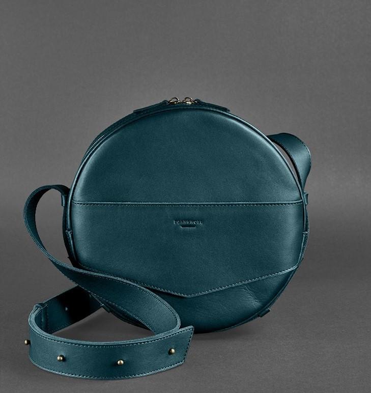 e34cb2bdbac2 Рюкзак BlankNote BN-BAG-30-malachite кожаный Зеленый: 894451092