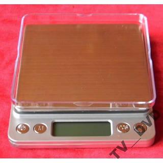 Весы ювелирные электронные  6295  2000г  0,1  Чаша