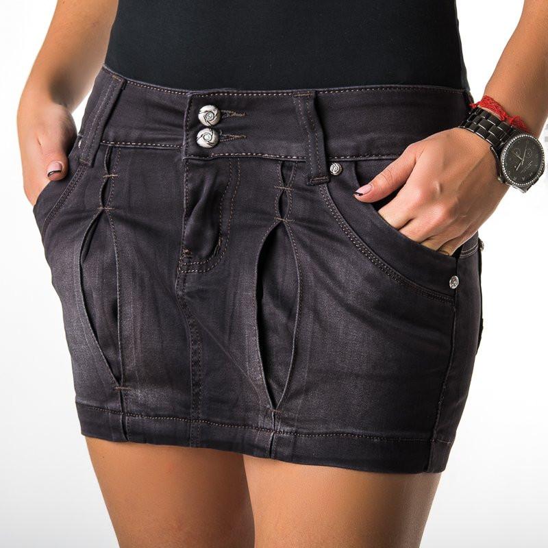Юбка женская стильная  G031  юбки