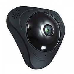 3D панорамная IP камера CAD 3630 видеонаблюдения 360 градусов WI-FI Full HD