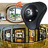 3D панорамная IP камера CAD 3630 видеонаблюдения 360 градусов WI-FI Full HD, фото 8