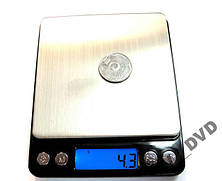 Весы ювелирные электронные 6295A  500г  0,01  Чаша