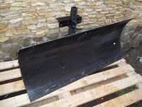 Лопата-отвал для снега или зерна к мотоблоку