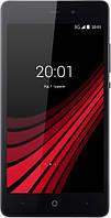 "Смартфон ERGO B502 Basic Dual Sim Black черный (2SIM) 5"" 1/8ГБ 2/5МП 3G оригинал Гарантия!"