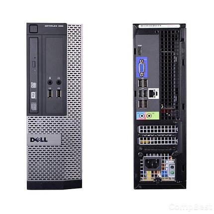 Dell Optiplex 390 SFF / Intel® Core™ i5-2400 (4 ядра по 3.10 - 3.40 GHz) / 8GB DDR3 / 500GB HDD / nVidia GeForce GT 1030 2 GB GDDR5, фото 2