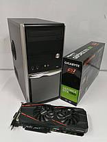 EuroCom Tower / Intel® Core™ i5-760 (4 ядра по 2.8 - 3.33 GHz) / 8 GB DDR3 / 320 GB HDD+120 GB SSD / GeForce GTX 1060 3Gb GDDR5 192-bit, фото 2