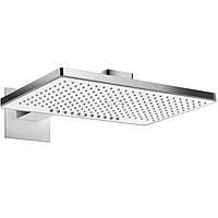 Rainmaker Select 460 2jet Верхний душ с держателем 450 мм, белый/хром