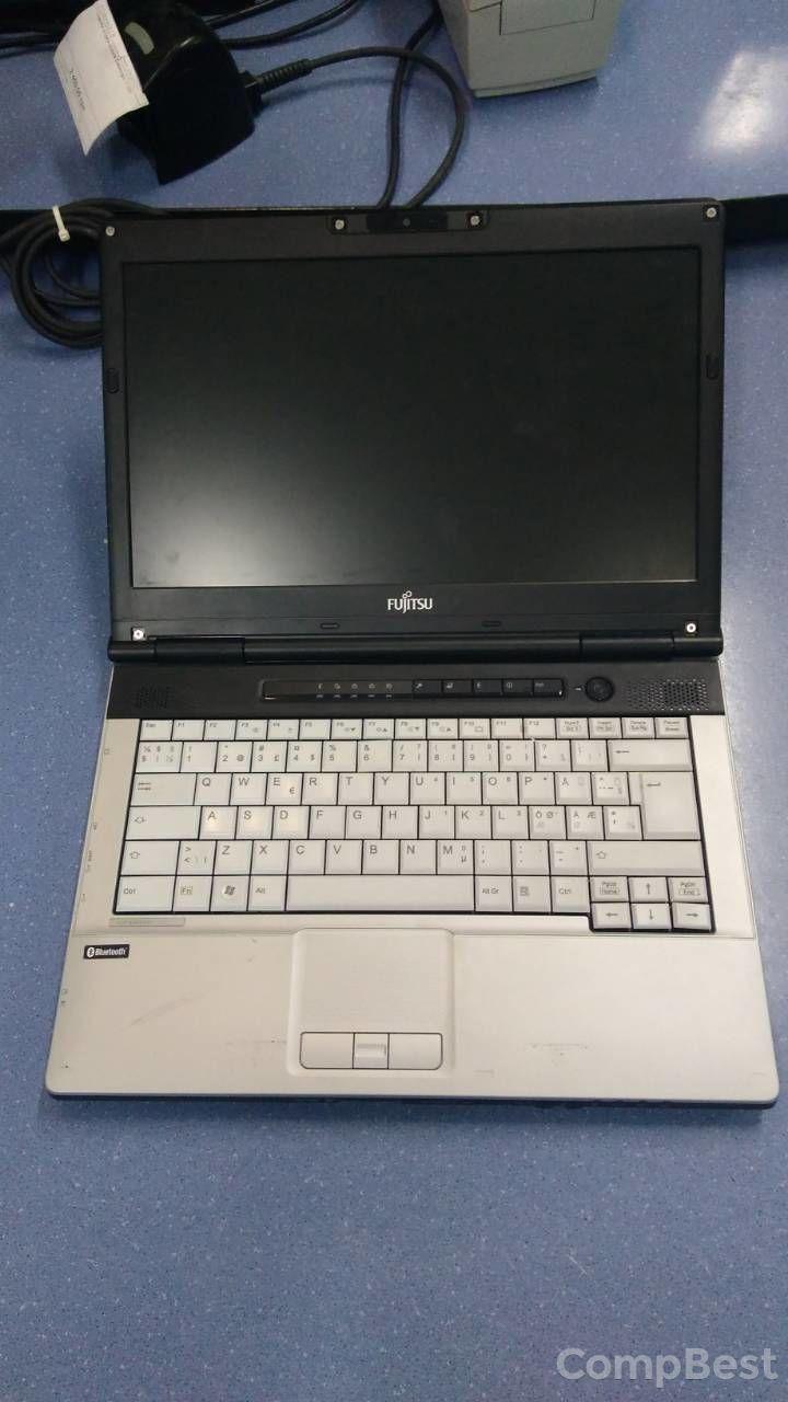 "Fujitsu-Siemens LifeBook S751 / 14"" / Intel® Core™ i3-2120 (2(4) ядра по 3.3GHz) / 4 GB DDR3 / 320 Gb / Intel HD Graphics / WEB Camera / DisplayPort"