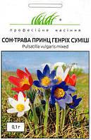 Семена цветов сон-трава Принц Генрих смесь 0,1 гр