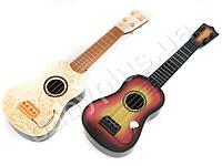 Гитара струны 4шт, медиатор, 2 вида, в сумке