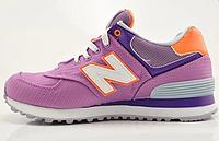 "Кроссовки New Balance ""Purple"" Арт. 0775"