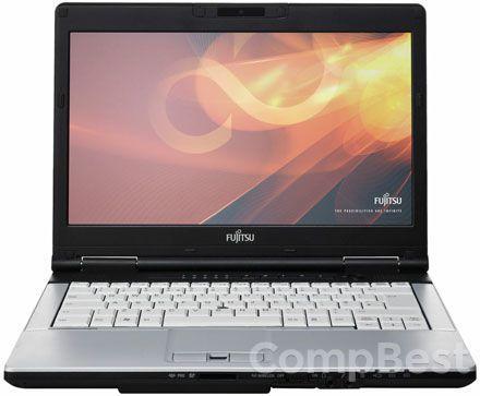 """Fujitsu LifeBook S751 / 14"""" (1366х768) / Intel® Core™ i5-2520M (2 (4) ядра по 2.50 - 3.20 GHz) / 4 GB DDR3 / 320 GB HDD / Wi-Fi, USB 3.0, WebCam"""
