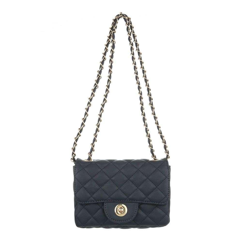 Женская сумка-синий - ТА-8160-91-синий
