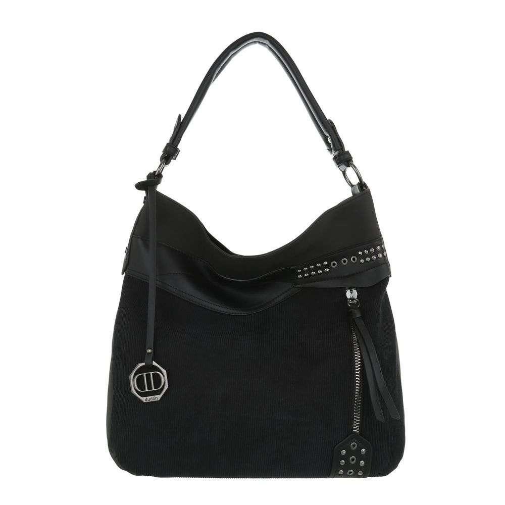 Женская наплечная сумка-черный - TA-JQ1135-3-black
