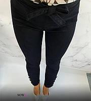 Лосины женские замшевые  Моника, фото 1